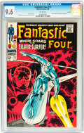 Silver Age (1956-1969):Superhero, Fantastic Four #72 Curator pedigree (Marvel, 1968) CGC NM+ 9.6White pages....