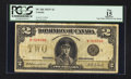 Canadian Currency: , DC-26k $2 1923. ...