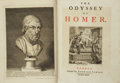 Books:Literature Pre-1900, [Alexander Pope, translator]. Homer. The Iliad of Homer,Translated by Mr. Pope. London: Printed by W. Bowyer fo...(Total: 11 Items)