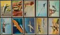 "Non-Sport Cards:Sets, 1954 Bowman ""Power For Peace"" Near Set (95/96). ..."