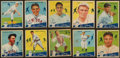 Baseball Cards:Lots, 1934 Goudey Baseball Collection (10 Different)....