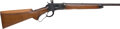 Long Guns:Lever Action, Winchester Custom Engraved Model 65 Lever Action Rifle....