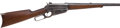 Long Guns:Lever Action, Winchester Model 1895 Lever Action Rifle....