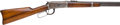 Long Guns:Lever Action, Winchester Model 1894 Saddle Ring Carbine. ...