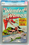 Silver Age (1956-1969):Superhero, Wonder Woman #144 Savannah pedigree (DC, 1964) CGC NM+ 9.6 Off-white to white pages....