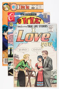 Golden Age (1938-1955):Romance, I Love You Group (Charlton, 1955-77) Condition: Average VF....(Total: 23 Comic Books)
