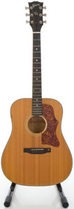 Musical Instruments:Acoustic Guitars, Circa 1975 Gibson Gospel Natural Acoustic Guitar, Serial #A248075....