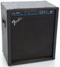 Musical Instruments:Amplifiers, PA, & Effects, 1996 Fender BXR 100 Bass Guitar Amplifier, Serial #CR-073087....