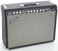 Musical Instruments:Amplifiers, PA, & Effects, Reissue Fender Vibrolux Reverb Blackface Guitar Amplifier, Serial#AB 025338....