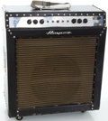 Musical Instruments:Amplifiers, PA, & Effects, 1960's Ampeg Gemini VI GS-15-R Guitar Amplifier, Serial #049242....