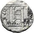 Ancients:Judaea, Ancients: Bar Kokhba Revolt (132 - 135 AD). AR sela (26mm, 14.56 gm, 12h)....