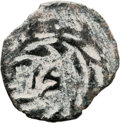 Ancients:Judaea, Ancients: Pontius Pilate under Tiberius (26 - 36 AD). AE (16mm,1.62 gm, 3h). ...