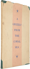 Books:Signed Editions, Tom Lea. A Grizzly From the Coral Sea....