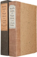 Books:Signed Editions, J. Frank Dobie. Apache Gold & Yaqui Silver....