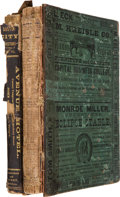 Books:Reference & Bibliography, Two Directories of the City of Austin including:... (Total:2 Items)