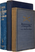 Books:Americana & American History, Three Accounts of Nineteenth Century Army Life including:...(Total: 3 Items)