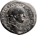 Ancients:Judaea, Ancients: Agrippa II (49/50 - 94/95 AD). Mint of Caesarea Paneas. AE medallion (34mm, 25.21 gm, 12h). ...