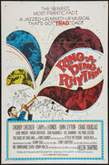 "Movie Posters:Rock and Roll, Ring-A-Ding Rhythm (Columbia, 1962). One Sheet (27"" X 41""). Rockand Roll.. ..."