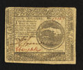 Colonial Notes:Continental Congress Issues, Continental Currency November 29, 1775 $4 Fine.. ...