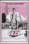 """Movie Posters:Exploitation, The Man from O.R.G.Y. (Cinemation Industries, 1970). One Sheet (27""""X 41""""). Exploitation.. ..."""