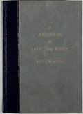 Books:Books about Books, [Ida and F. W. Hosken]. A Catalogue of Books on Africa MainlySouth of the Equator in the Library of Ida and F. W. Hoske...