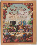 Books:Literature Pre-1900, Lewis Carroll. Alice's Adventures in Wonderland. New York:Ariel Books/Alfred A. Knopf, 1983. First edition in t...