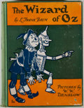 Books:Children's Books, L. Frank Baum. The New Wizard of Oz. Indianapolis: TheBobbs-Merrill Company, 1903. Later printing. Octavo. 208 ...