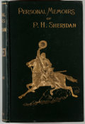 Books:Biography & Memoir, Phillip H. Sheridan. Personal Memoirs. New York: Charles L.Webster & Company, 1888. First edition. Two octavo v... (Total:2 Items)