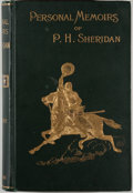 Books:Americana & American History, Philip Henry Sheridan. Personal Memoirs of P. H. Sheridan.Volume I. New York: Charles L. Webster, 1888. First e...