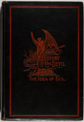 Books:Religion & Theology, Dr. Paul Carus. The History of the Devil and the Idea of EvilFrom the Earliest Times to the Present Day. Chicag...