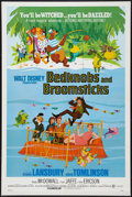 "Movie Posters:Animated, Bedknobs and Broomsticks and Others Lot (Buena Vista, 1971). One Sheets (2) (27"" X 41"") and Australian Daybill (13.25"" X 30""... (Total: 3 Items)"