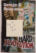 Books:Mystery & Detective Fiction, George P. Pelecanos. SIGNED. LIMITED. Hard Revolution.Tucson: Dennis Mitchell Publications, 2004. First edition...