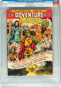 Golden Age (1938-1955):Classics Illustrated, Classics Illustrated Giants: An Illustrated Library of GreatAdventure Stories (Gilberton, 1949) CGC VF- 7.5 Off-white towhit...