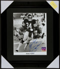 "Football Collectibles:Photos, Walter Payton ""Sweetness"" Signed Photograph. ..."