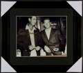 Baseball Collectibles:Photos, Ted Williams Signed Photograph. ...