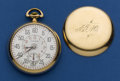 Timepieces:Pocket (post 1900), Illinois Sangamo Special 23 Jewel Ferguson Dial Pocket Watch. ...