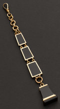 Estate Jewelry:Other , Gold & Carnelian Fob. ...