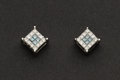 Estate Jewelry:Earrings, Diamond & Gold Earring Studs. ...