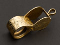 Estate Jewelry:Other , Gold Jeweler's Loupe. ...