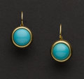 Estate Jewelry:Earrings, Turquoise Earrings. ...