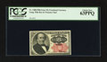 Fractional Currency:Fifth Issue, Fr. 1308 25¢ Fifth Issue PCGS Choice New 63PPQ.. ...