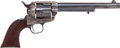 Handguns:Single Action Revolver, Excellent, Unfired and Arsenal-Stored U.S. Colt Single Action Revolver Inspected by David F. Clark....