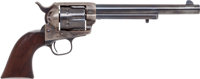 Excellent, Unfired and Arsenal-Stored U.S. Colt Single Action Revolver Inspected by David F. Clark