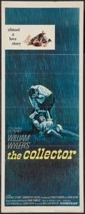 "Movie Posters:Thriller, The Collector (Columbia, 1965). Insert (14"" X 36""). Thriller.. ..."