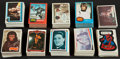 Non-Sport Cards:Sets, 1970's Topps Non-Sports Complete and Near Sets Collection (10). ...