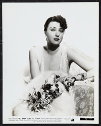 "Gypsy Rose Lee in Ali Baba Goes to Town (20th Century Fox, 1937). Portrait Photo (8"" X 10""). Miscellaneous..."