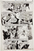 "Original Comic Art:Panel Pages, Bernie Wrightson House of Secrets #92 ""Swamp Thing"" Page 3Original Art (DC, 1971)...."
