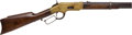 Long Guns:Lever Action, Winchester Second Model 1866 Saddle Ring Carbine....