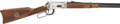Long Guns:Lever Action, Boxed Wells Fargo & Company Commemorative Winchester Model 1894Lever Action Saddle Ring Carbine....