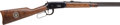 Long Guns:Lever Action, Boxed Winchester Model 1894 Texas Ranger Commemorative Lever Action Saddle Ring Carbine....
